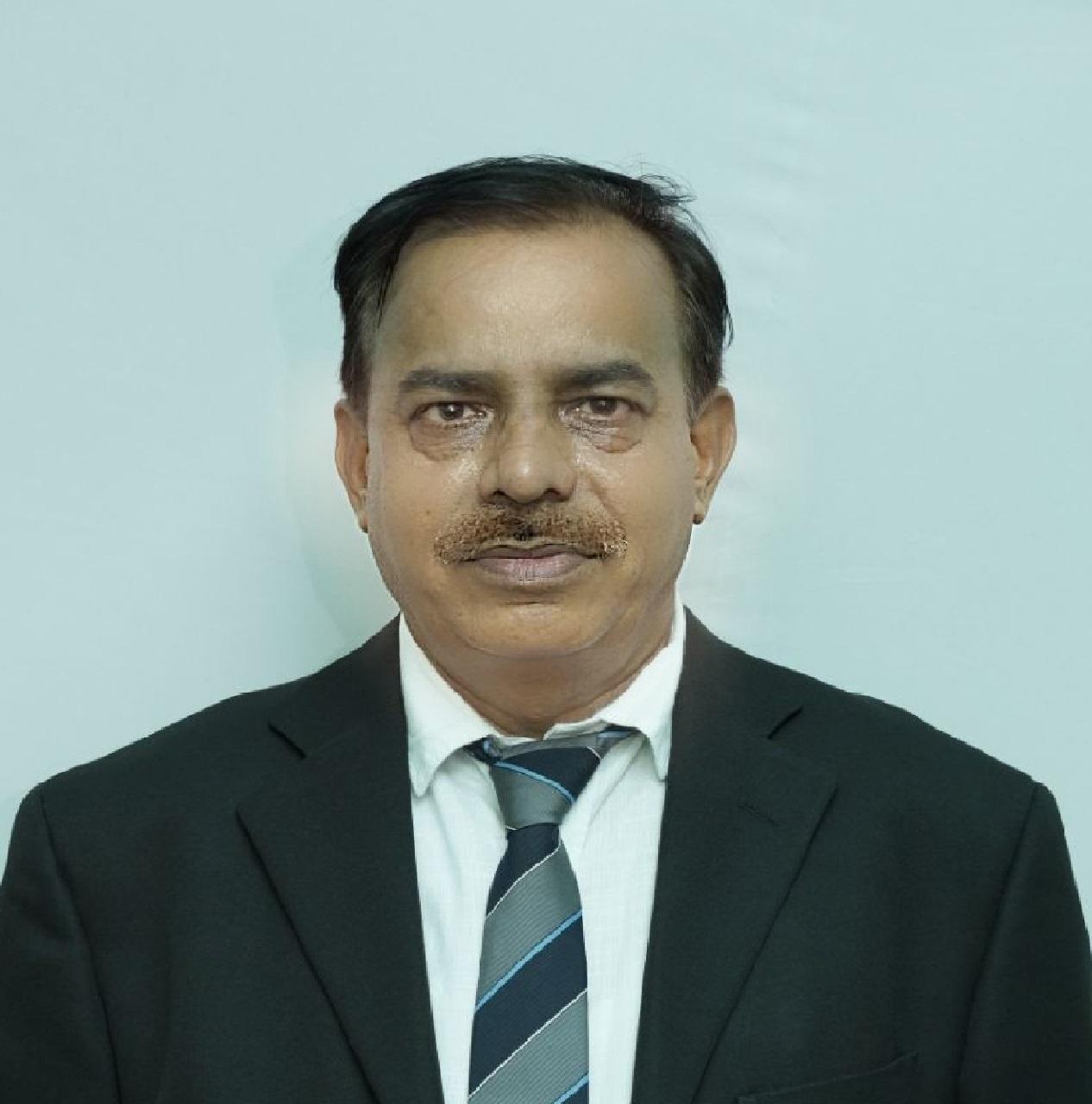Mr. M. M. Mansuri